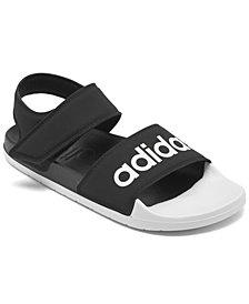 adidas Women's Adilette Slide Sandals from Finish Line