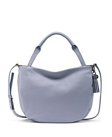 120 Leather Small Hobo