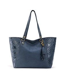The Sak Collective Sienna Leather Shopper