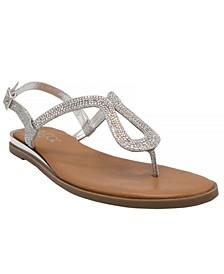 Women's Damsay Glitter Slingback Sandals