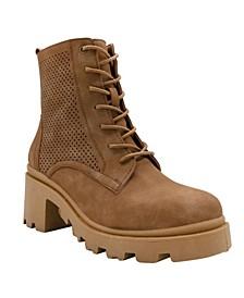 Women's Fabiana Combat Boots