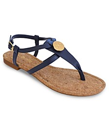 Madelyn T-Strap Sandal
