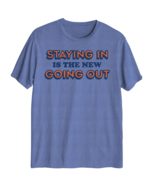 Men's New Going Out Graphic T-Shirt