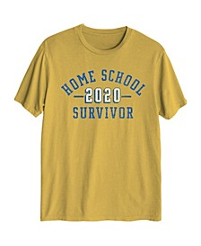 Home School Survivor Men's Graphic T-Shirt