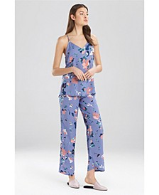 Flora Siesta Cami Pajama Set