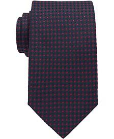 BOSS Men's Dark Pink Traveler Tie