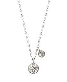 Simplicity Coin Chain Women's Necklace