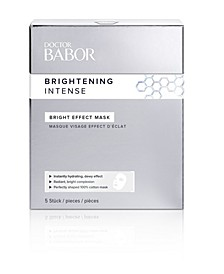 Brightening Intense Bright Effect Mask 5 Piece