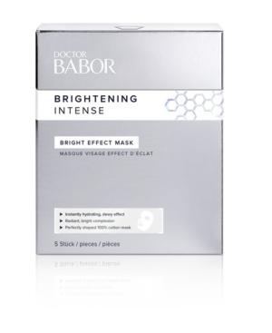 Babor Brightening Intense Bright Effect Mask 5 Piece