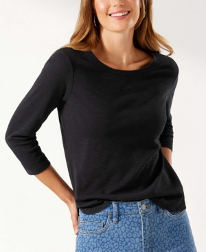 Tommy Bahama 3/4 Sleeve Top