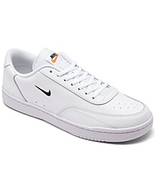 Men's Court Vintage-Like Casual Sneakers from Finish Line