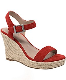 Loyalist Platform Wedge Sandals