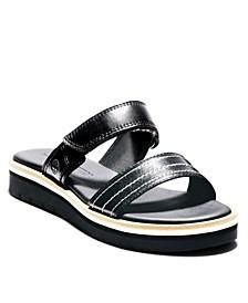 Adley Shore 2 Band Slide Sandal