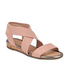 Kenly Low Wedge Sandal