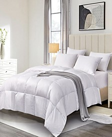 Feather & Down All Season Warmth Comforter, Full/Queen