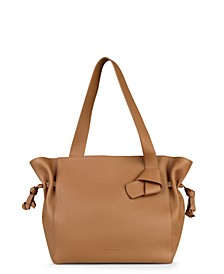 Kensington Leather Tote Bag