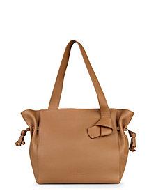 Esin Akan Kensington Leather Tote Bag