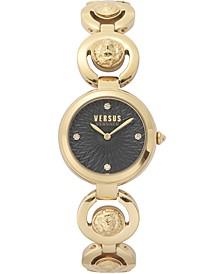 Women's Peking Road Petite Gold-Tone Stainless Steel Bracelet Watch 28mm