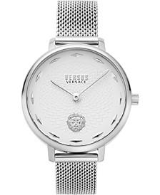 Women's La Villette Stainless Steel Bracelet Watch 36mm