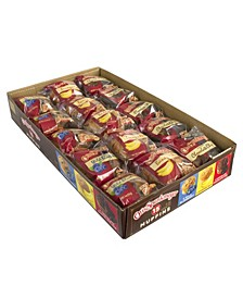 Muffins Variety Pack, 15 Count