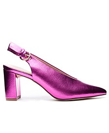 Women's Obvi Sling Back Pumps