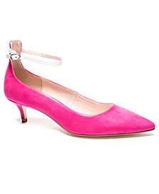 Women's Honey Pointed Toe Pumps