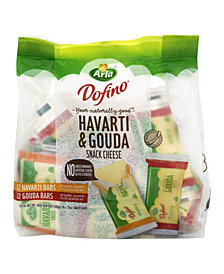 Arla Foods Havarti and Gouda Cheese Snack, 24 Count