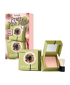 Dandelion Blush Pretty Pink Pair Set