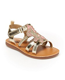 Osh Kosh Toddler Girl's Sparkie Fashion Sandal