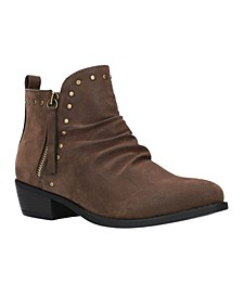 Elvie Ankle Booties