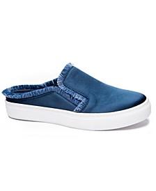 Women's Jaxon Satin Sneaker