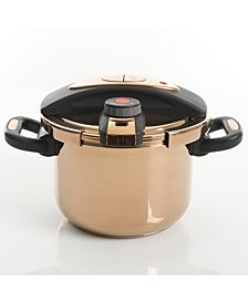 Pro Stainless Steel 6.3-Qt. Pressure Cooker