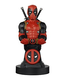 Cable Guy Charging Controller and Device Holder - Marvel Deadpool 8""