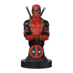 Exquisite Gaming Cable Guy Charging Controller and Device Holder - Marvel Deadpool 8