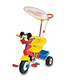 Disney Mickey Mouse Clubhouse Deluxe Push N' Ride Trike