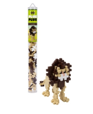 Plus-Plus - 70 Piece Lion Building Set