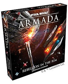 Star Wars Armada Miniatures Game- Rebellion In The Rim Campaign Expansion