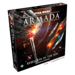 Asmodee Editions Star Wars Armada Miniatures Game- Rebellion In The Rim Campaign Expansion