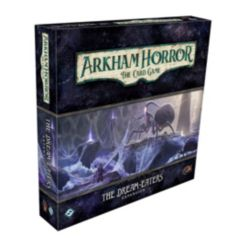 Asmodee Editions Arkham Horror Living Card Game- The Dream-Eaters Deluxe Expansion