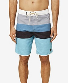 Men's Four Square Boardshort