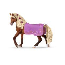 Schleich, Horse Club, Paso Fino Stallion Horse Show Toy Figurine Playset