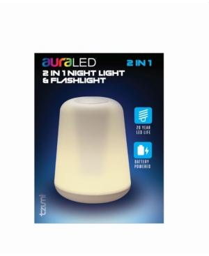 Tzumi Electronics Aura Led Portable Night Light