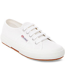 Superga Women's 2750 Cotu Canvas Lace-Up Sneakers