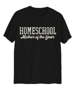 Women's Homeschool Mother of The Year T-shirt