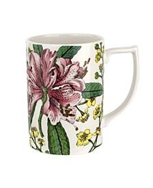 Stafford Blooms Mugs, Set of 4