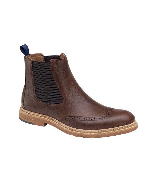 Johnston & Murphy Men's Pearce Chelsea Boot