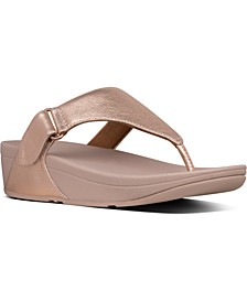 Sarna Toe-Thong Sandals