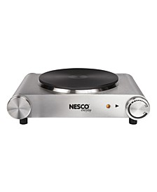 SB-01 1500 Watt Single Electric Ceramic Burner