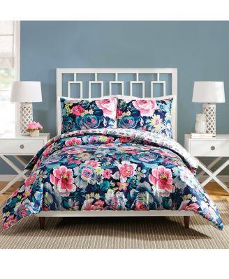 Garden Grove Full/Queen Comforter Set - 3Pc