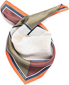 Vince Camuto Menswear Silk Square Scarf